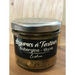 Aubergine-Thym - Légumes à...