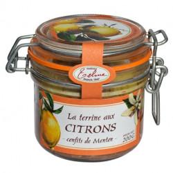 Terrine aux Citrons confits...