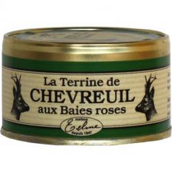 Terrine de chevreuil aux...