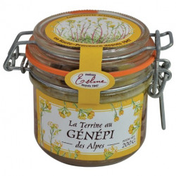ALPES GENÉPI BOTTLE 200g