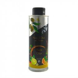 Huile d'olive et Yuzu