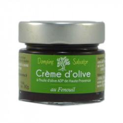 Crème d'olive au fenouil 90g