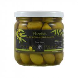 Olives vertes 200g
