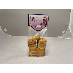 Fig shortbread - 180g